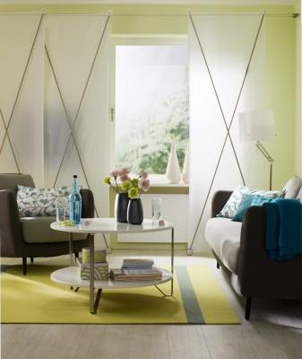 novaform genialer raumteiler sicht. Black Bedroom Furniture Sets. Home Design Ideas