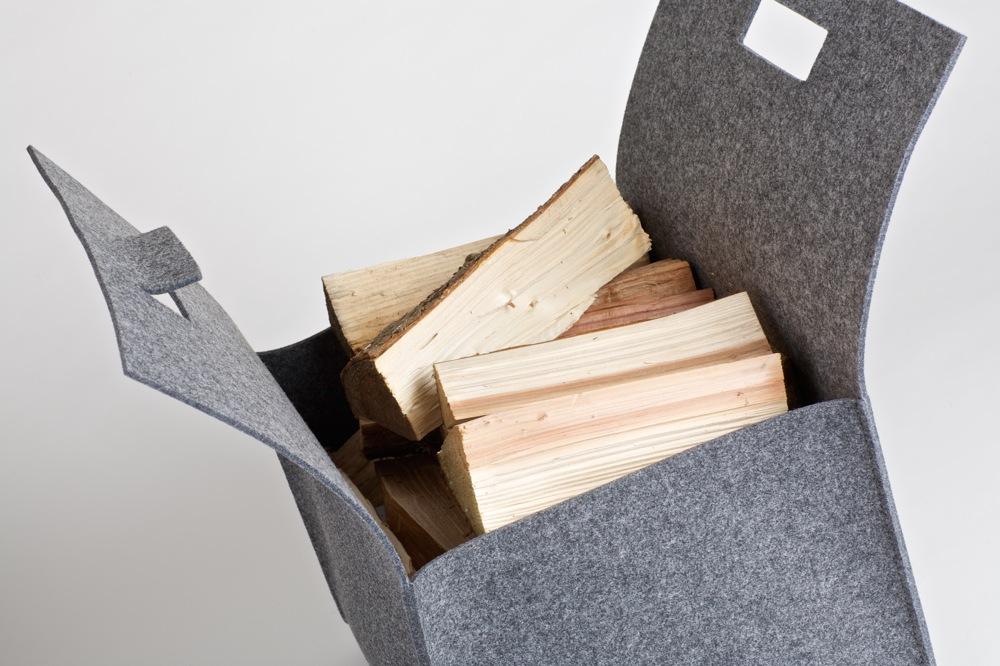 hart im nehmen filztaschen von greybax. Black Bedroom Furniture Sets. Home Design Ideas