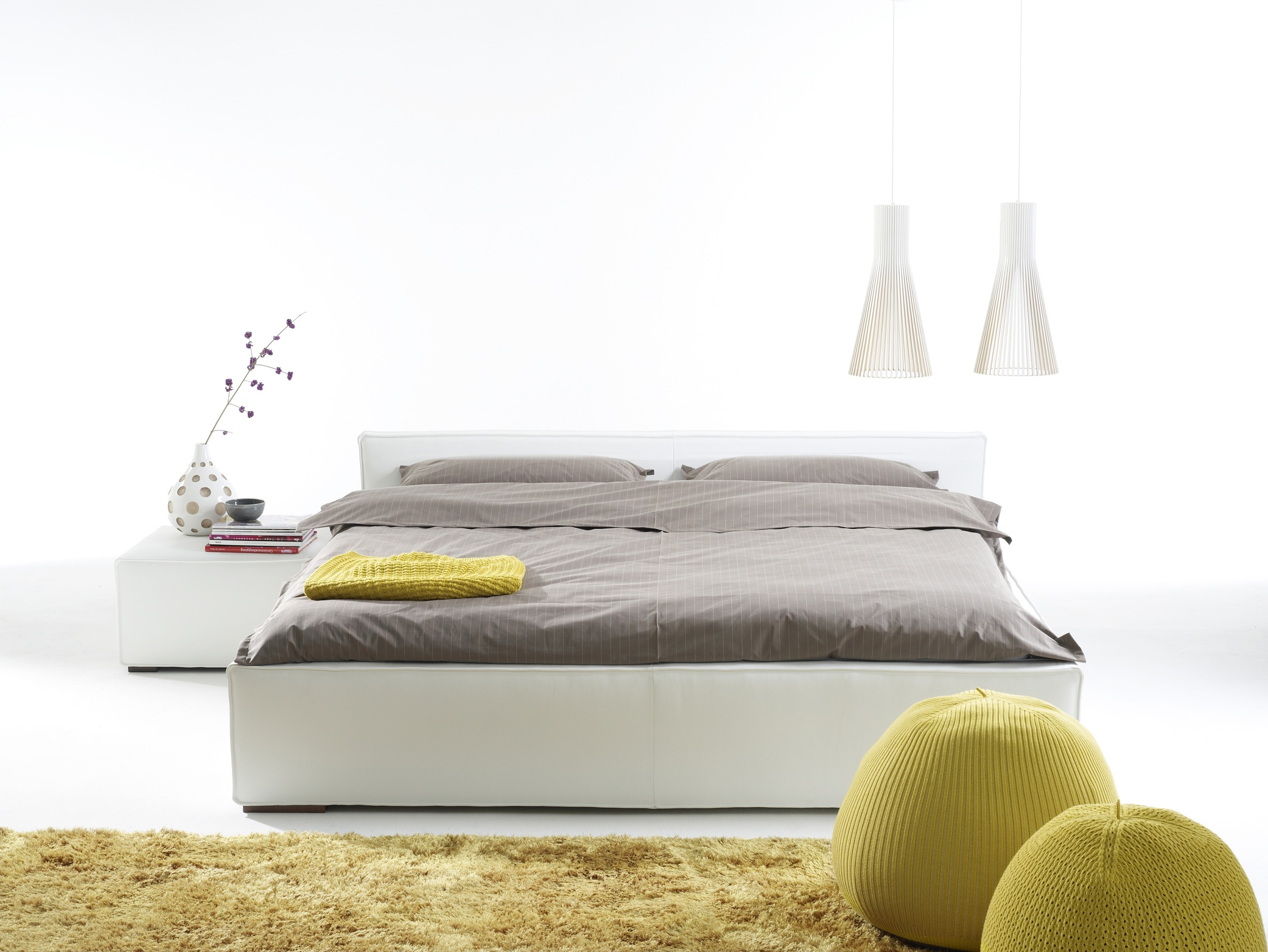 Bei Den Lässigen Betten Aus Dem Hause Möller Design ...