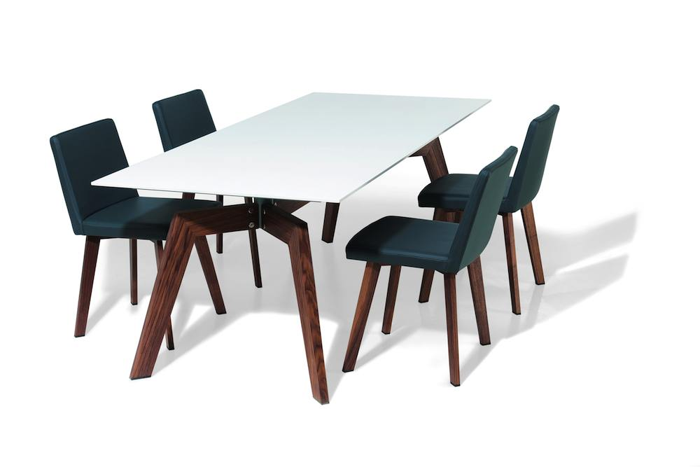 DesignPresse.com » So geht edel! Tisch CENTRO von ASCO mit neuem Gesicht