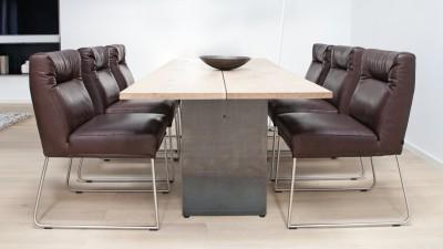 Bequemlichkeit pur: Stuhl-Sessel D-LIGHT von KFF