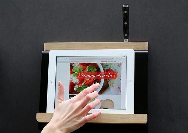 Tablet Halterung Küche | Designpresse Com Tablet Halter Fur Die Kuche