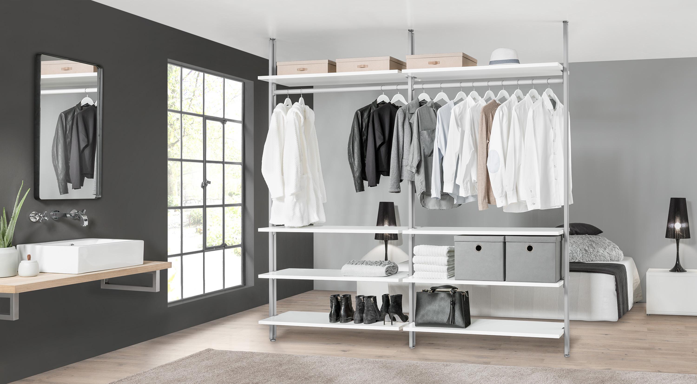 Designpresse Com So Wird Der Traum Vom Begehbaren Kleiderschrank